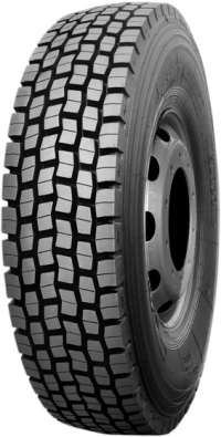 295/80 R22.5 DOUBLE ROAD DR814